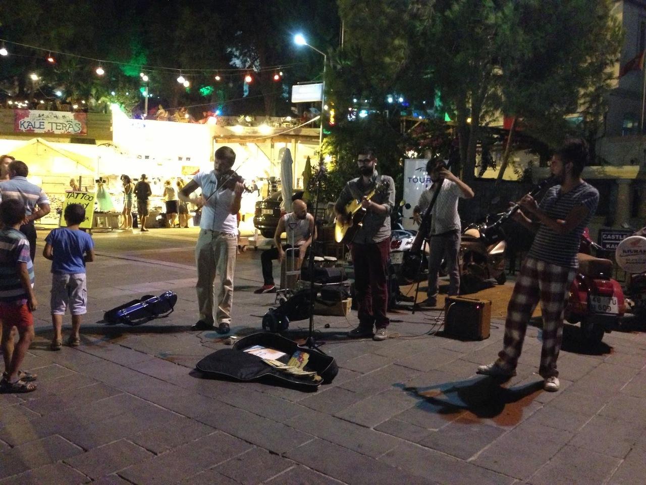 Улица баров (Barlar Sokagi)