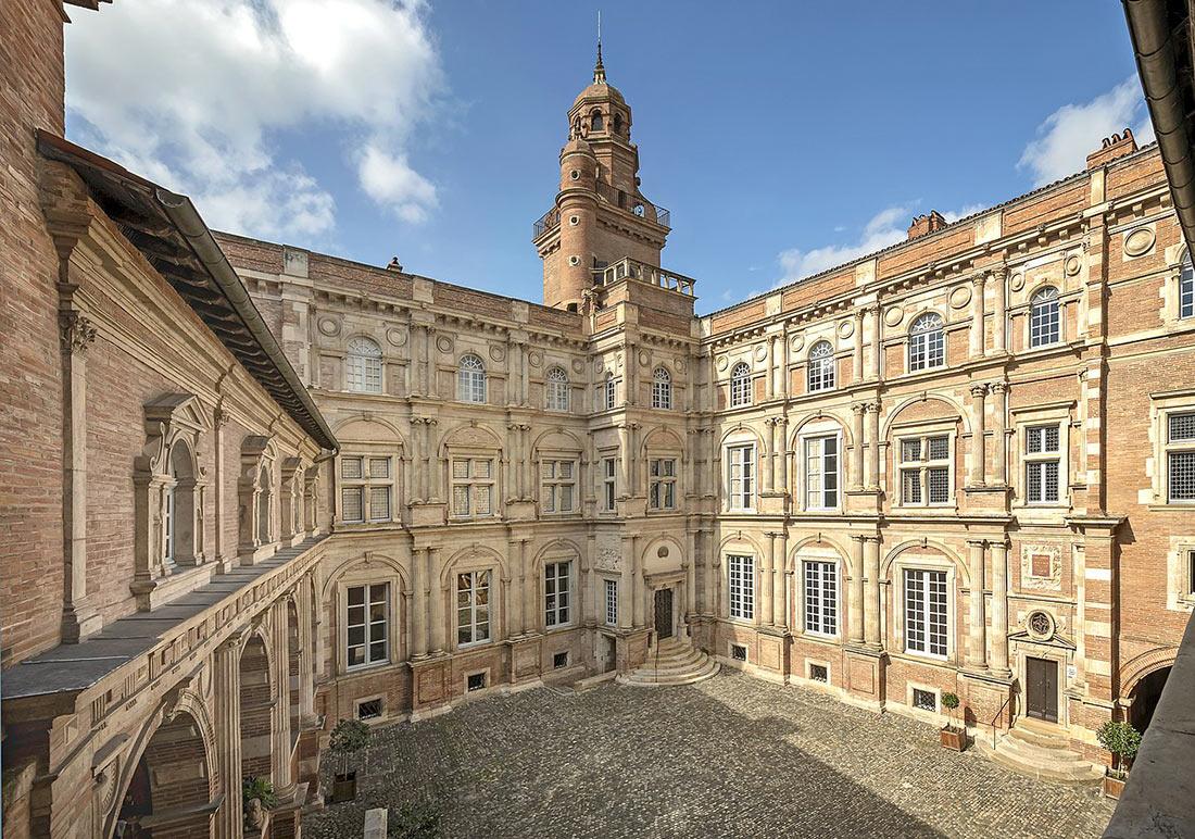 Дворец Ассеза (Художественный музей), Тулуза
