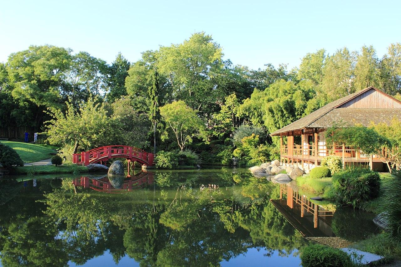 Сад Жапоне Пьер Боди (Японский сад), Тулуза