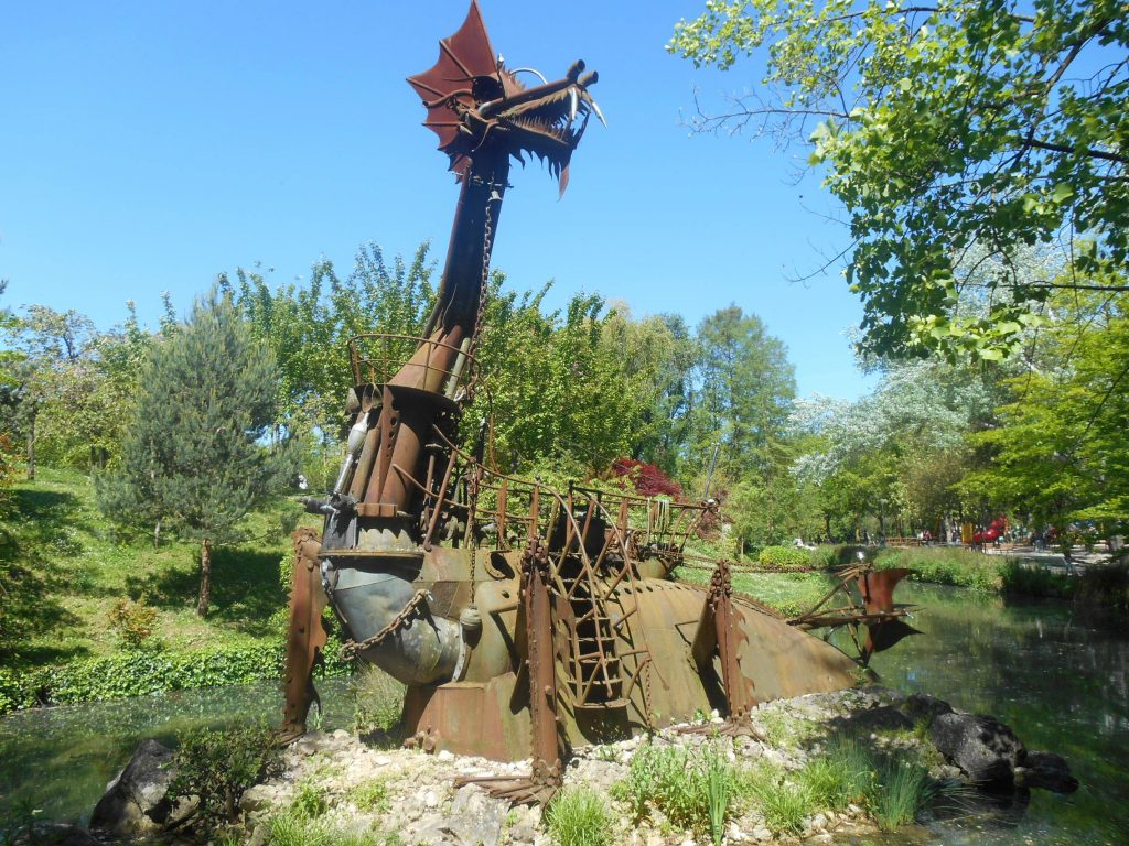 Сад Жапоне Пьер Боди (Японский сад)