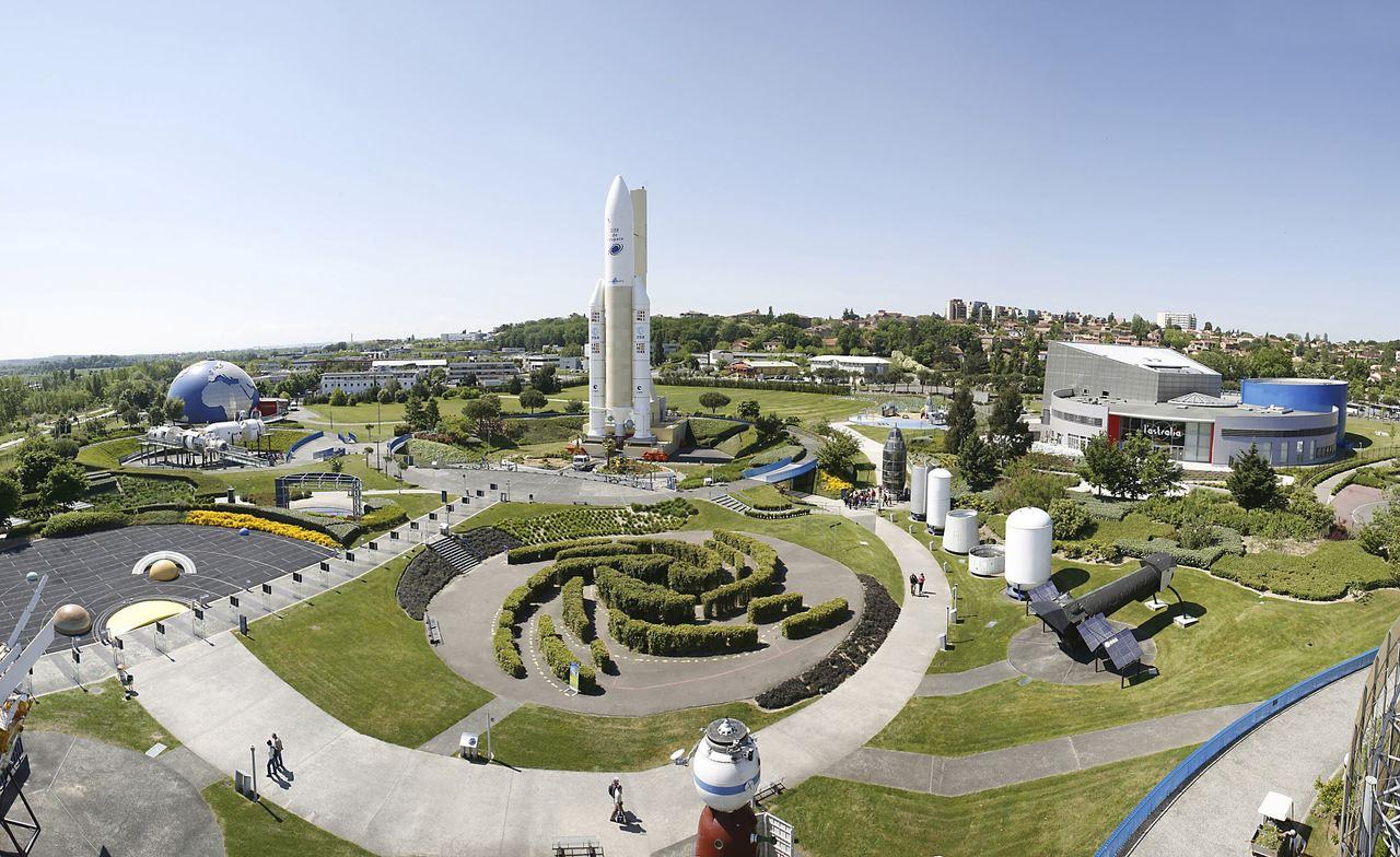 Космический городок, Тулуза