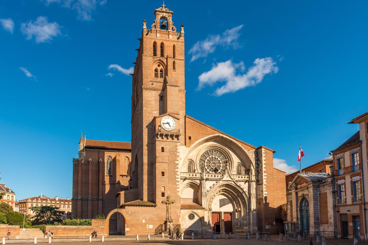 Кафедральный собор Сент-Этьен, Тулуза