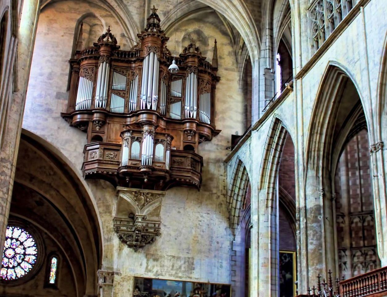 Кафедральный собор Сент-Этьен