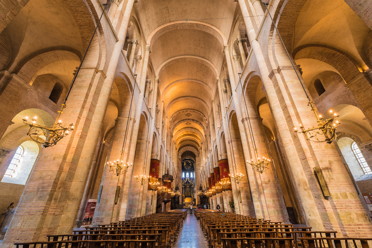 Базилика Сен-Сернен