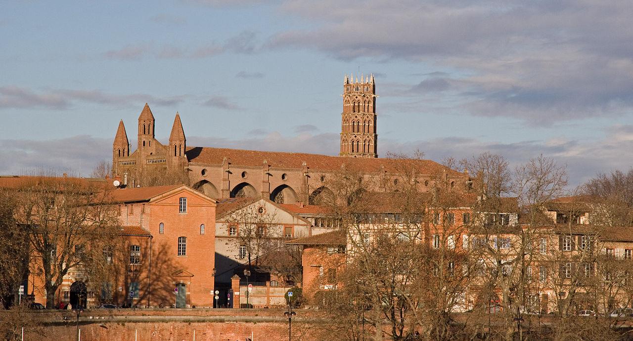Монастырь якобинцев, Тулуза