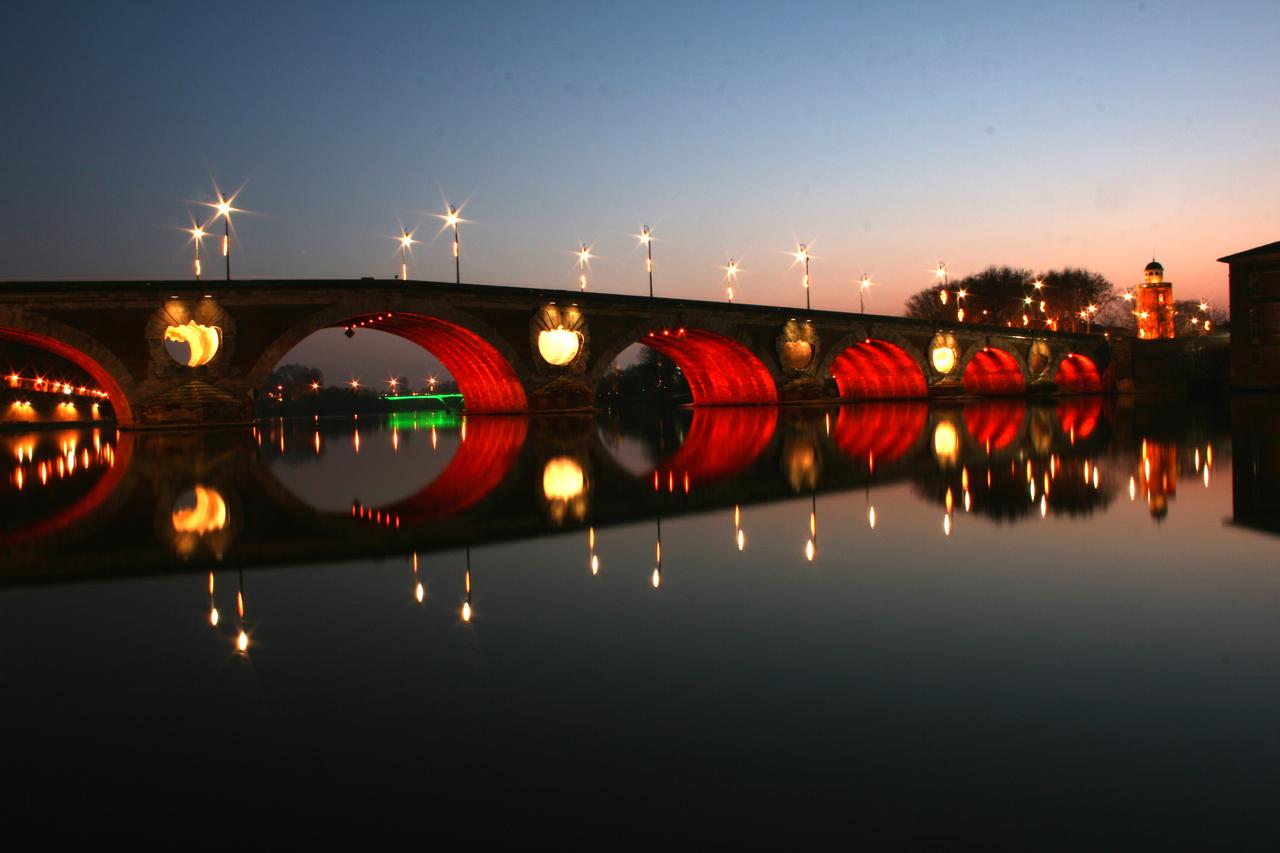 Новый мост, Тулуза