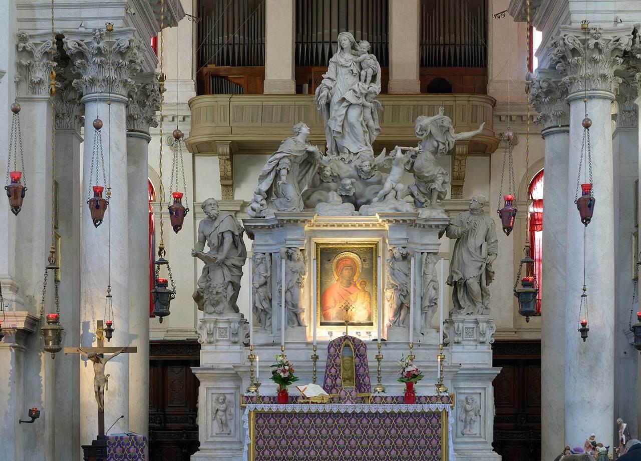 Собор Санта-Мария-делла-Салюте