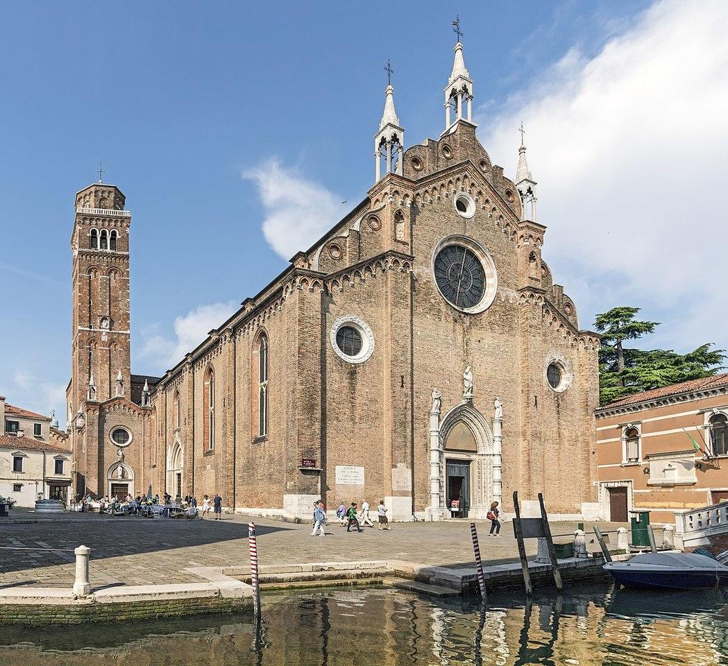 Собор Санта-Мария-Глориоза-деи-Фрари, Венеция