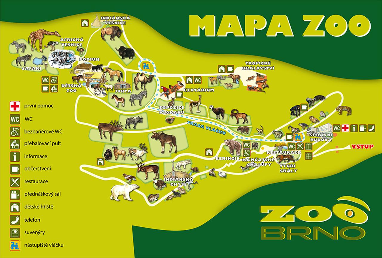 Зоопарк Брно