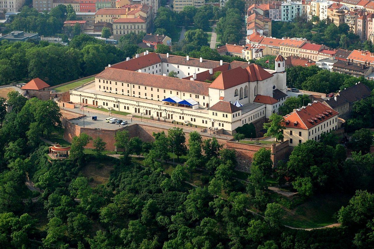 Замок Шпильберк