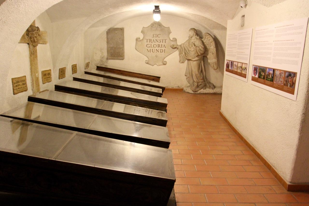 Монастырь капуцинов и усыпальница