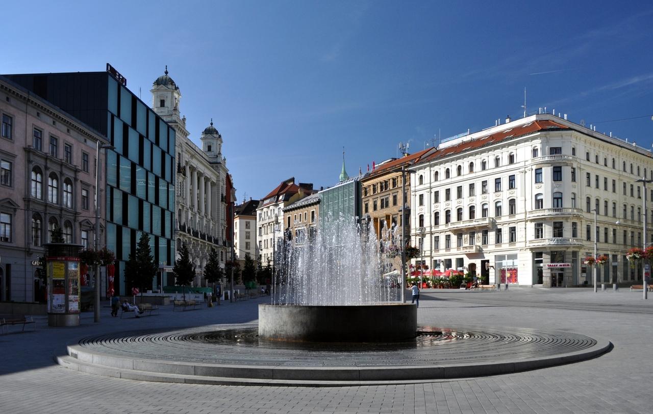 Площадь Свободы, Брно