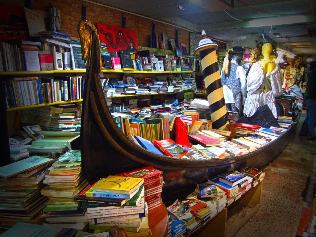 Книжный магазин Аква Альта