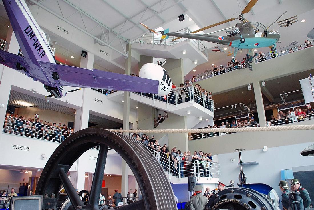 Технический Музей Брно