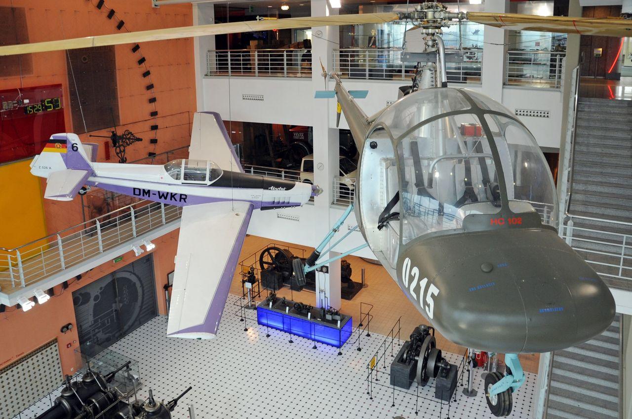 Технический Музей Брно, Брно