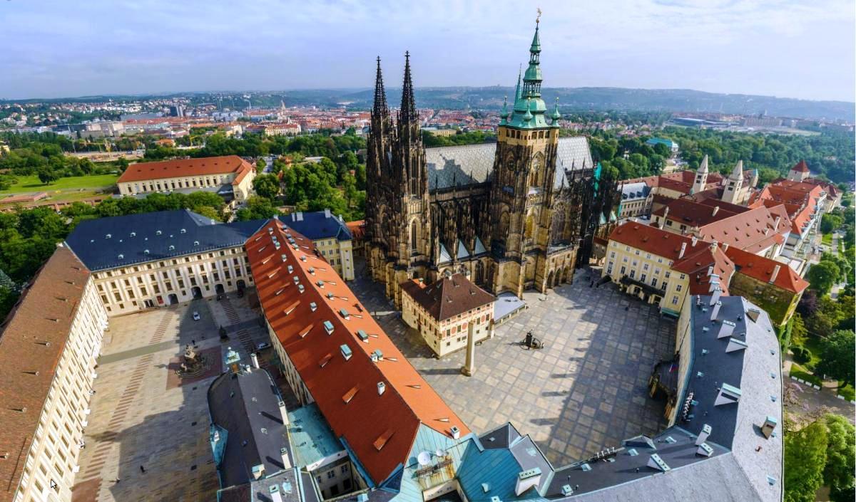 Крепость Пражский Град, Прага