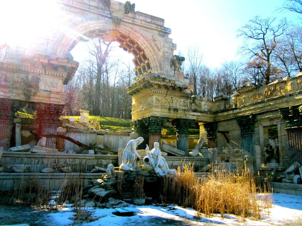 Дворец Шёнбрунн