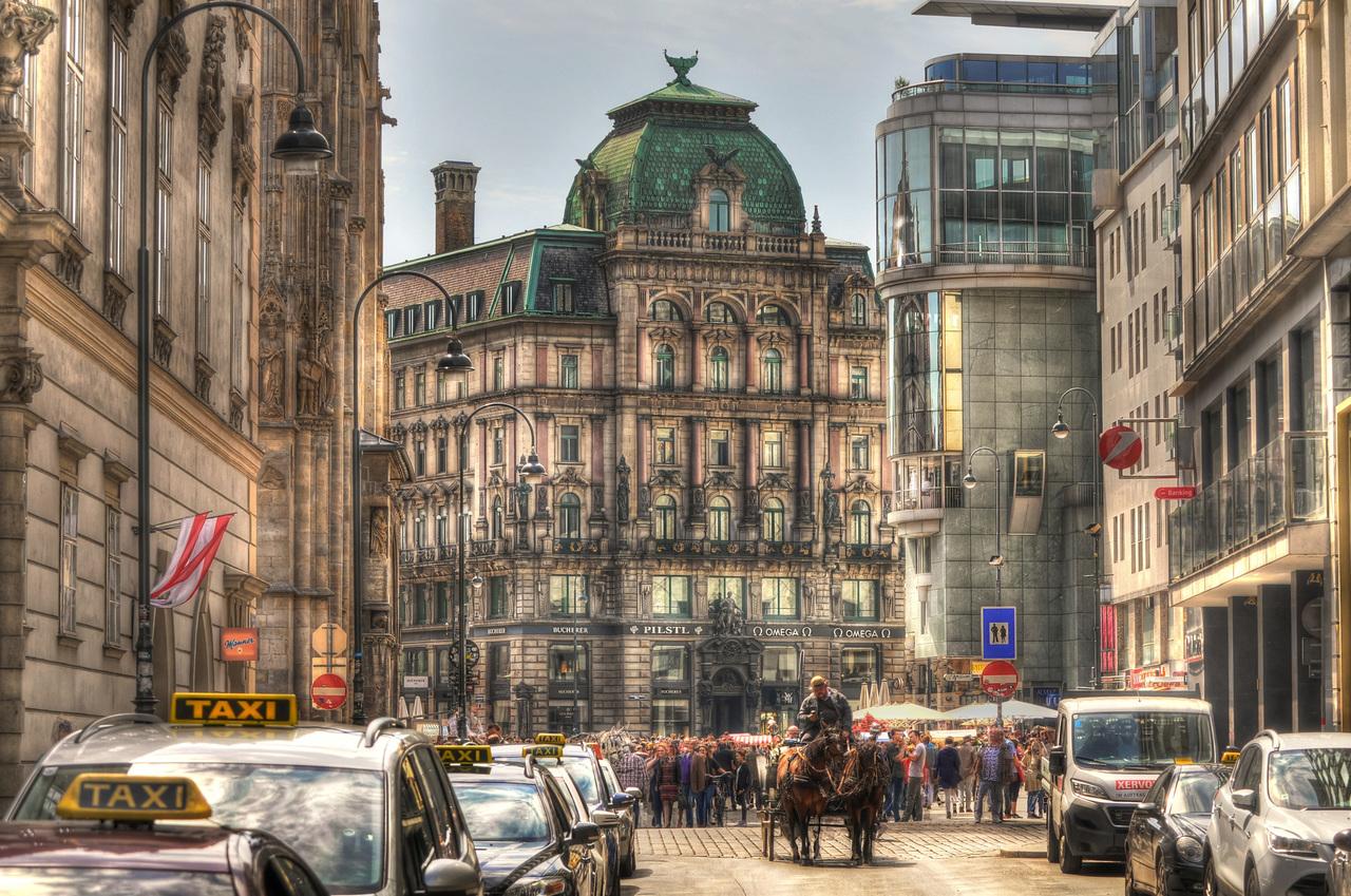 Внутренний Город, Вена
