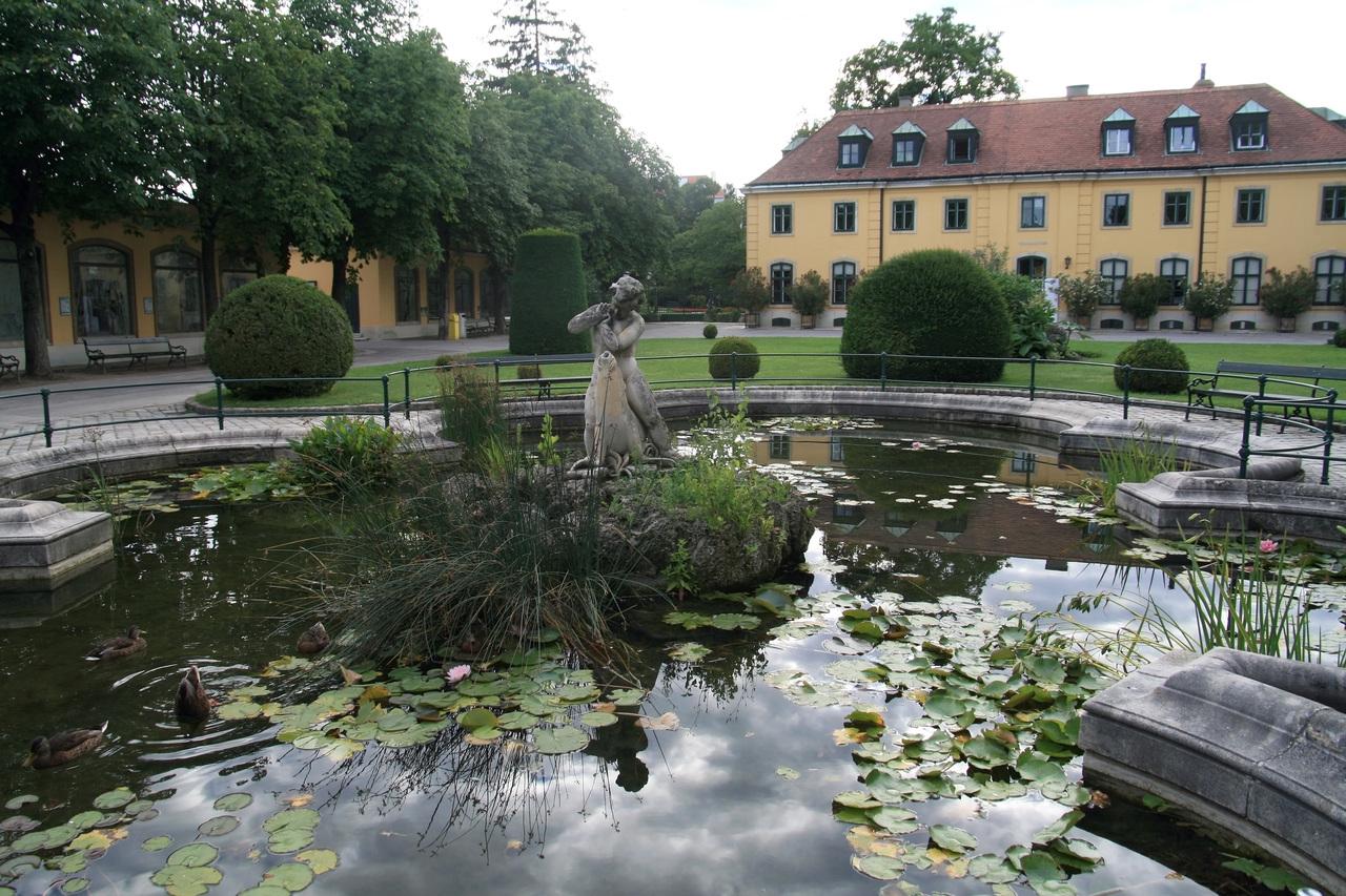Зоопарк Шёнбрунн
