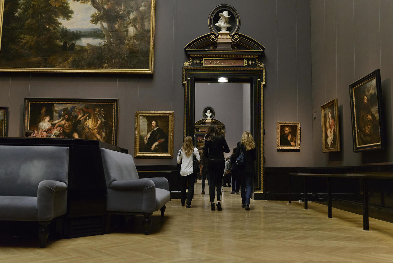 Музей истории искусств