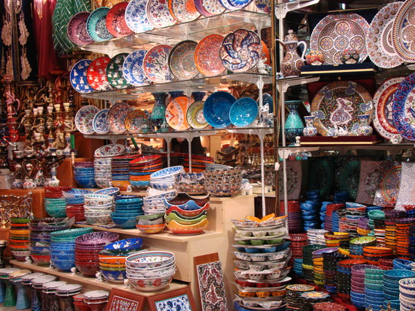 Рынок в Бодруме