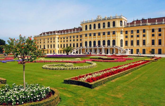 Дворец Шёнбрунн, Вена