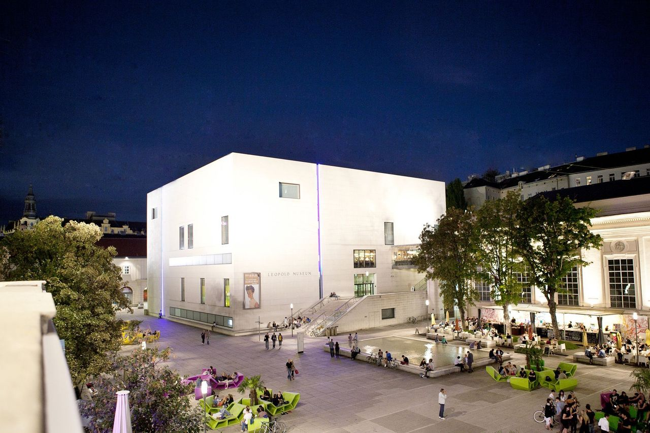 Музей Леопольда, Вена