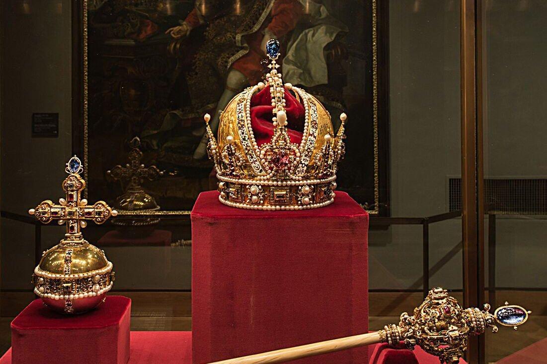 Императорская сокровищница, Вена