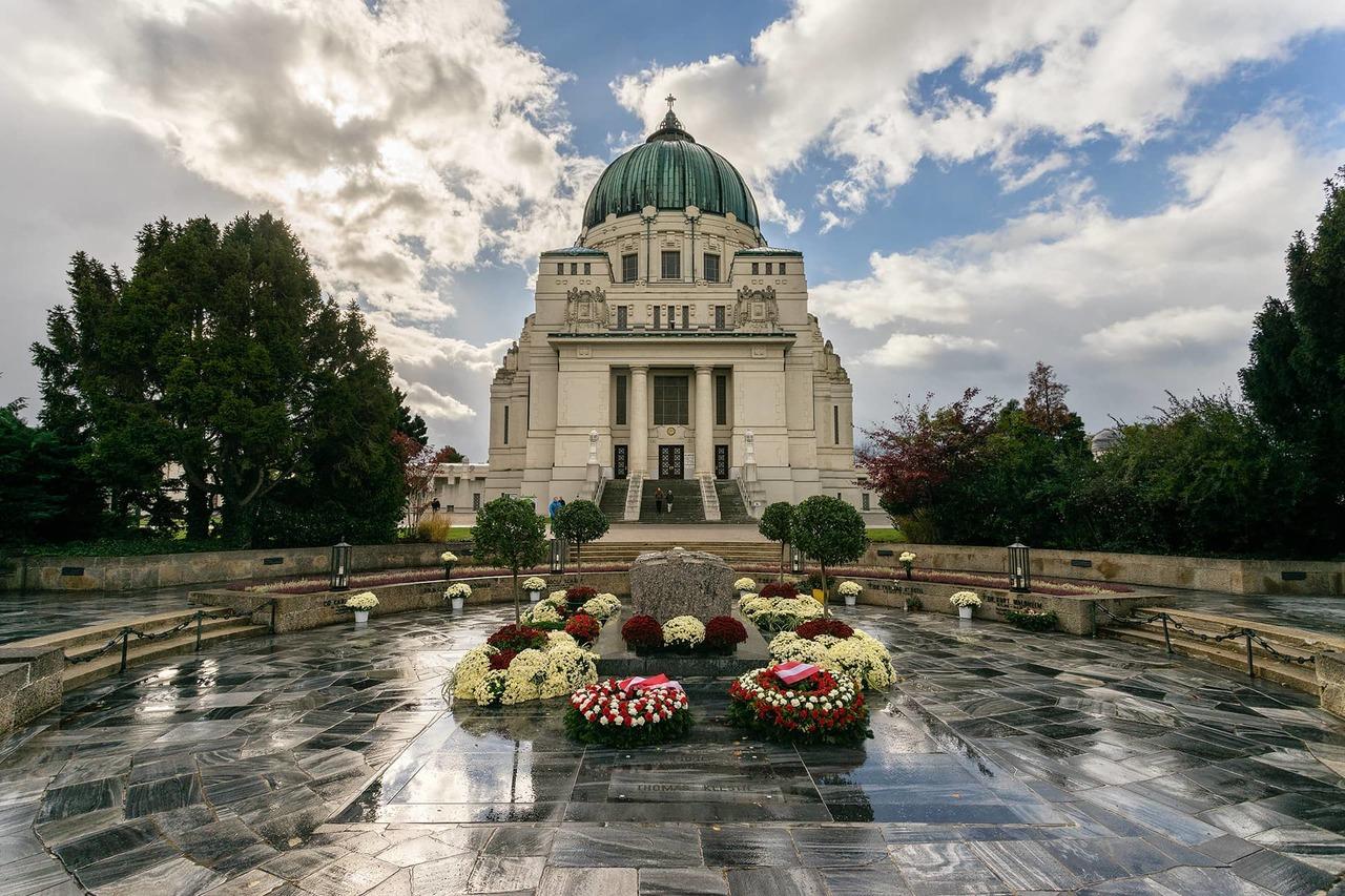 Центральное венское кладбище, Вена
