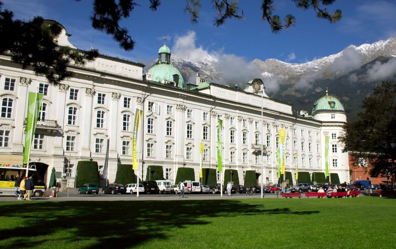 Императорский дворец Хофбург, Инсбрук