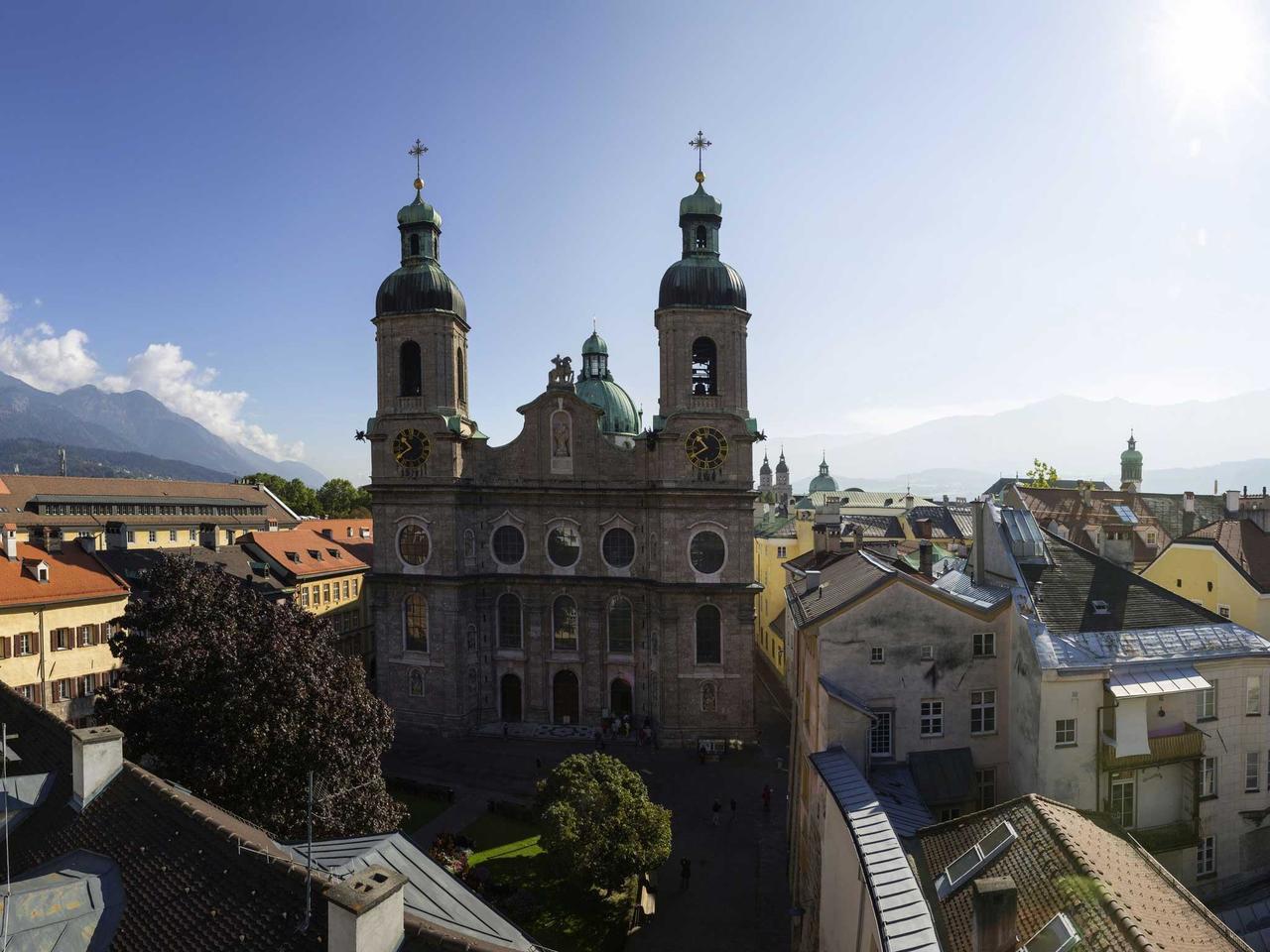Собор Святого Иакова, Инсбрук