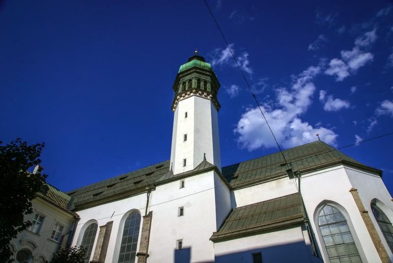 Готическая церковь Хофкирхе, Инсбрук