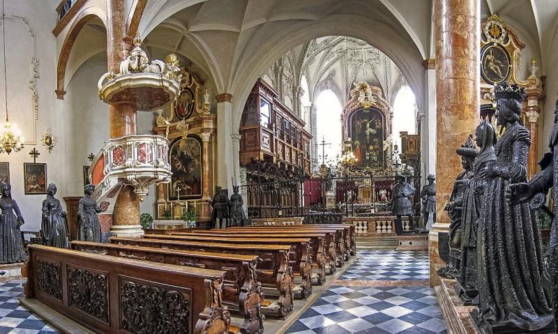 Готическая церковь Хофкирхе
