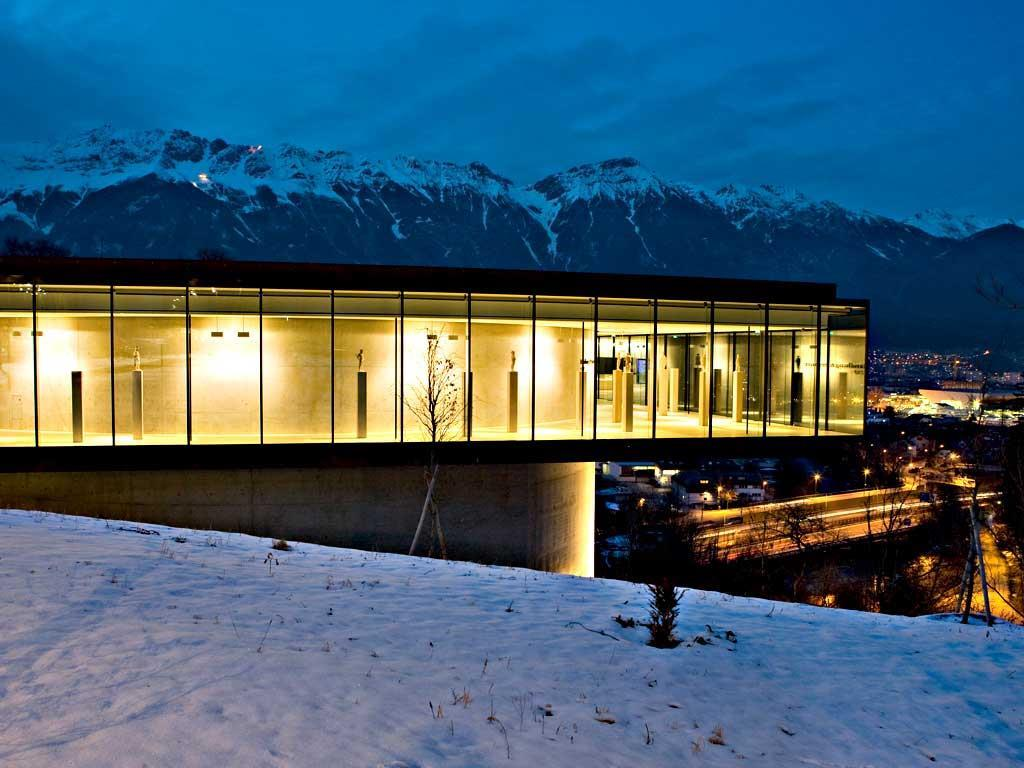 Музей «Тирольская панорама», Инсбрук