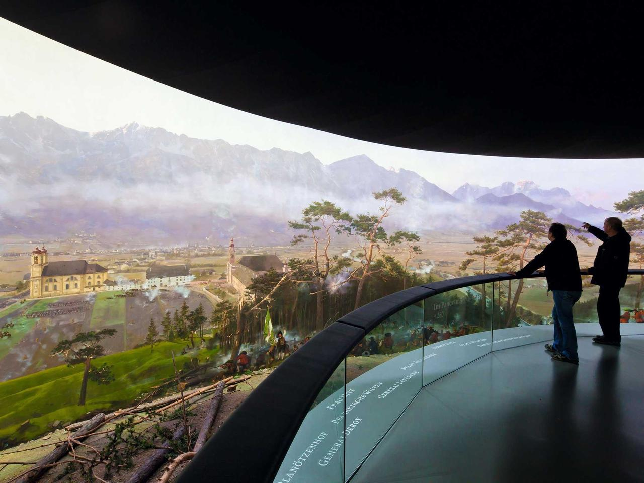 Музей «Тирольская панорама»