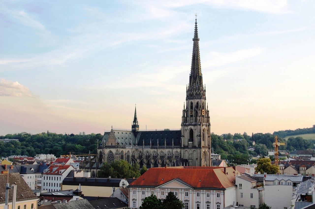 Новый собор, Линц