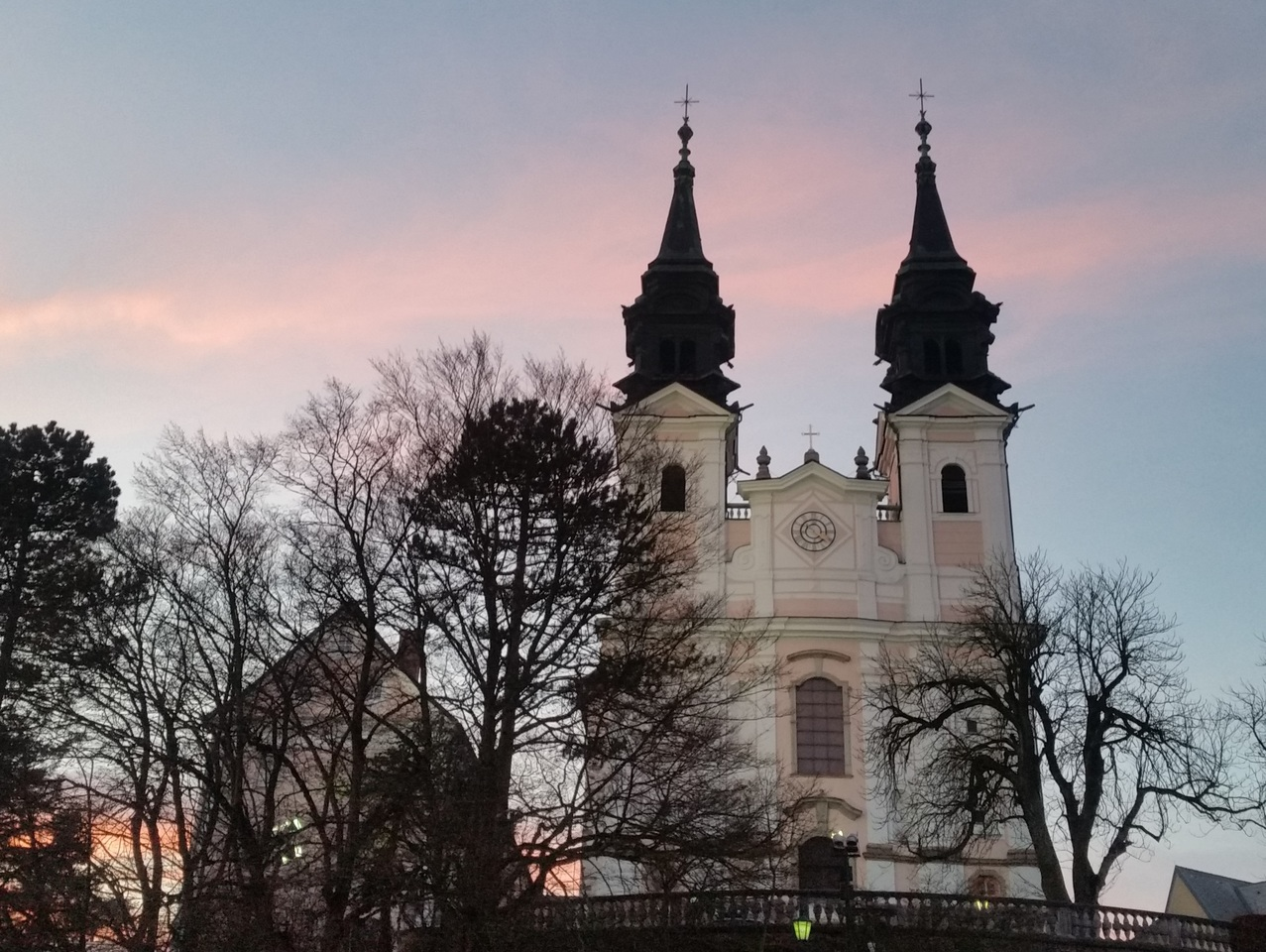 Базилика Семи Печалей Марии, Линц
