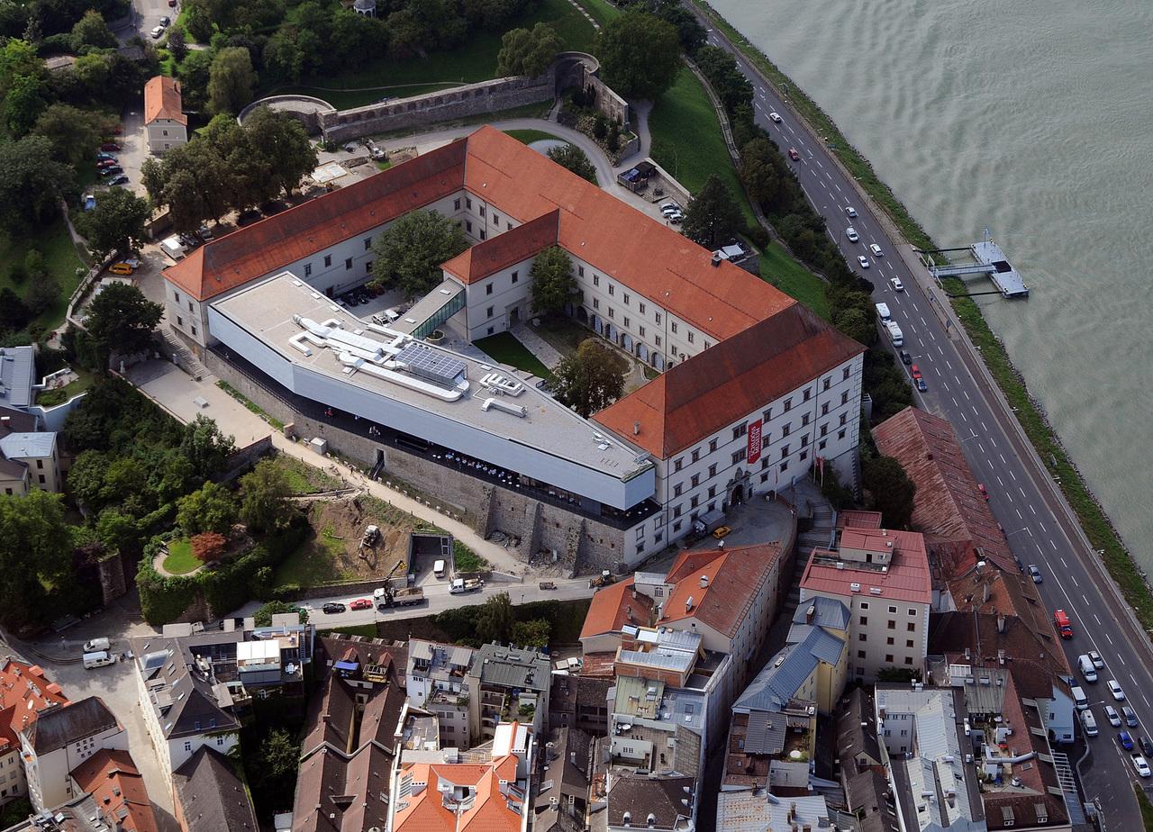 Земельный музей Верхней Австрии (Замок Линца)