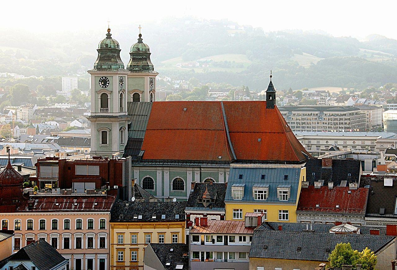 Старый собор, Линц