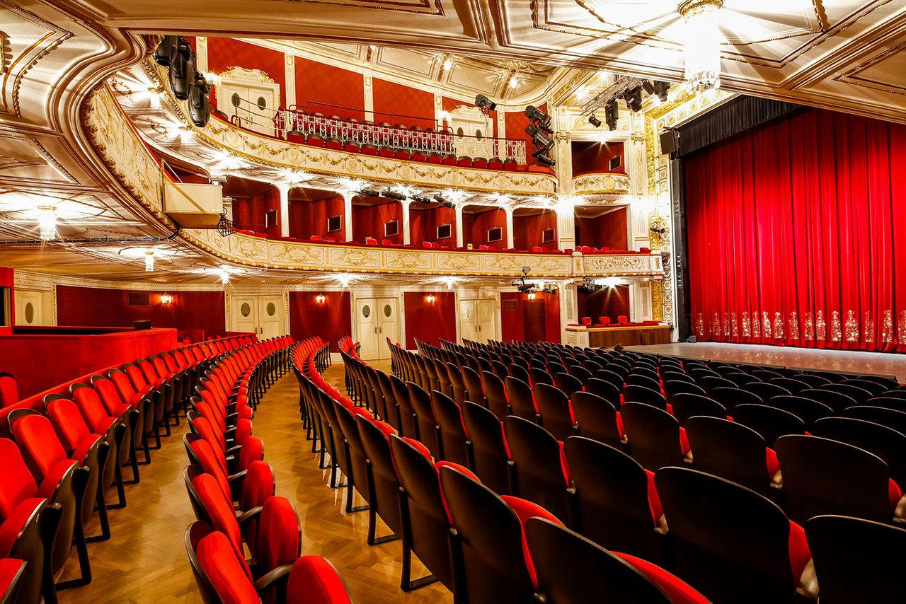 Городской театр Бадена