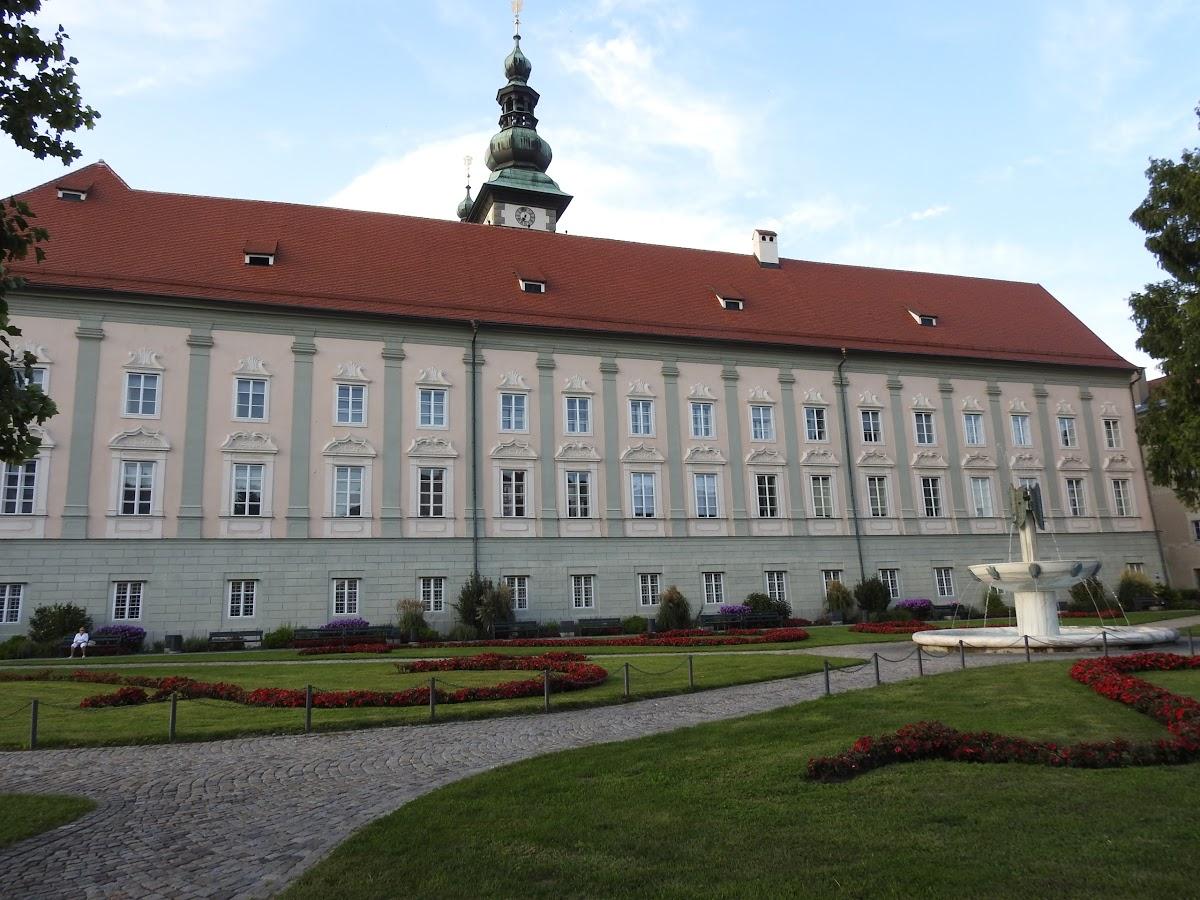 Здание региональной администрации