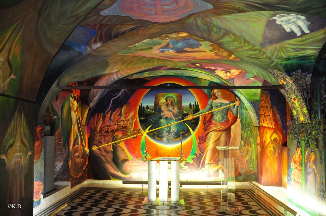 Церковь Святого Эгида