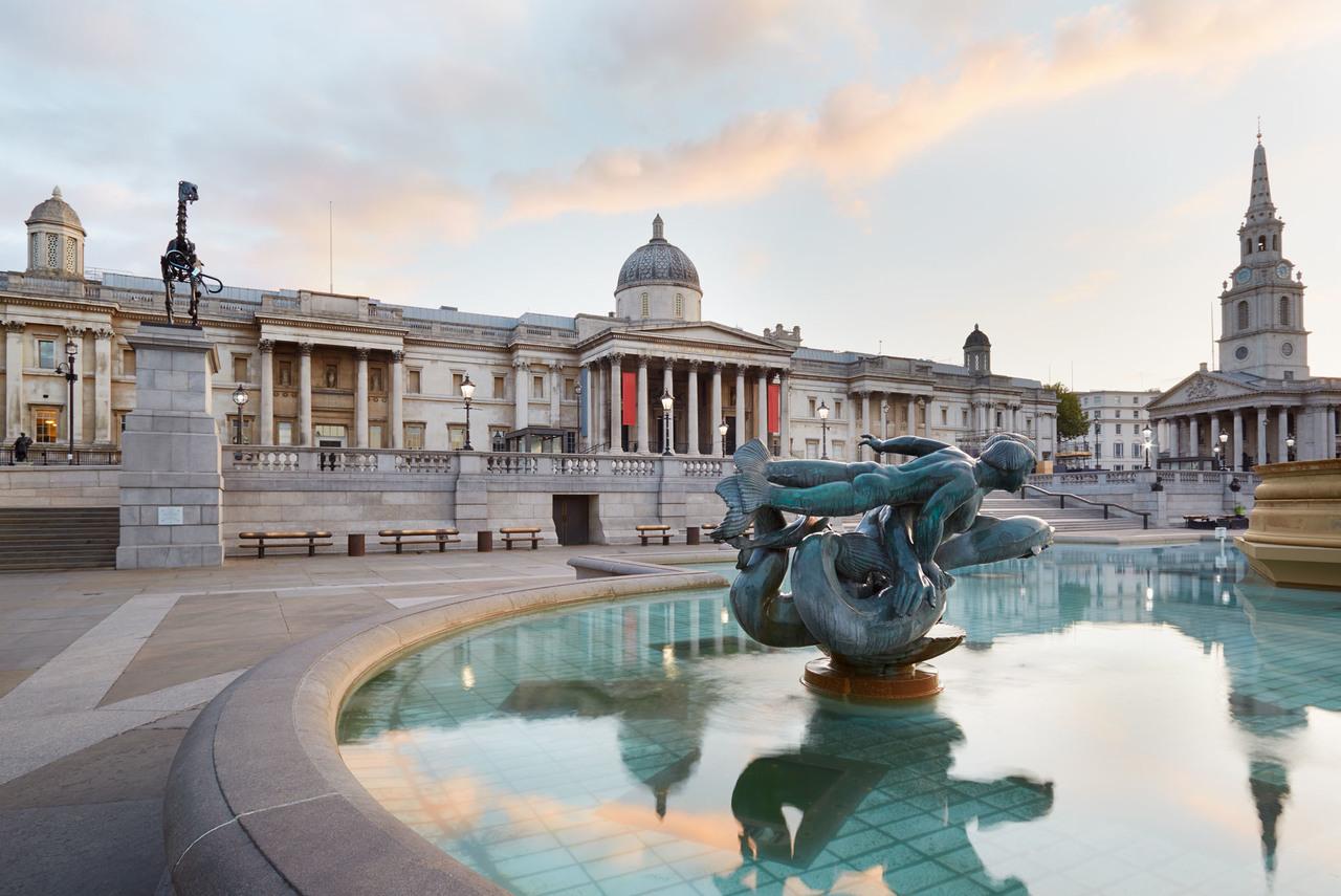 Лондонская национальная галерея, Лондон