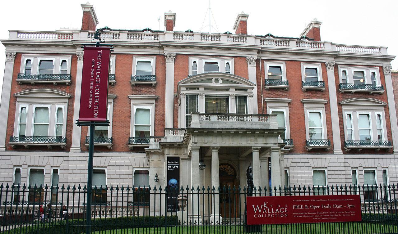 Собрание Уоллеса, Лондон