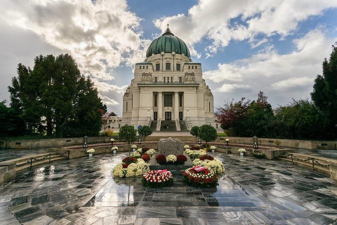 Центральное венское кладбище
