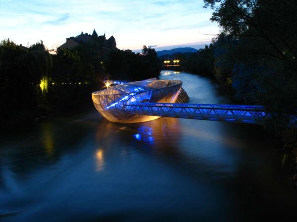 Муринзель – необычный мост-остров