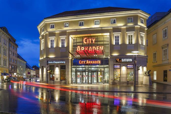 Торговый центр City Arkaden