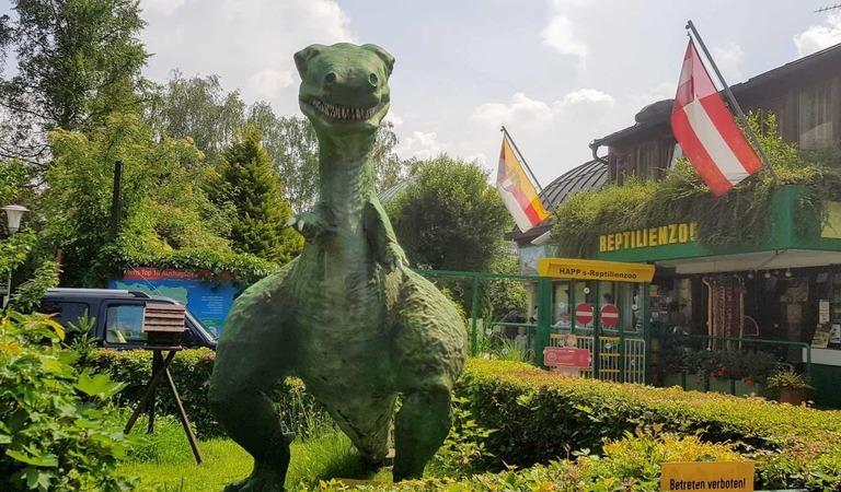 Зоопарк рептилий