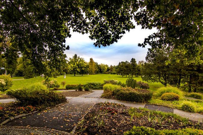 Садово-парковый комплекс Парк Европа
