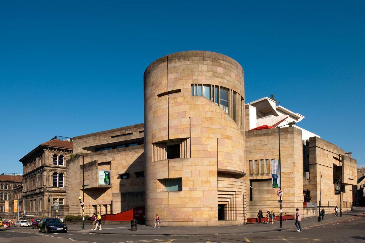 Национальный музей Шотландии, Эдинбург